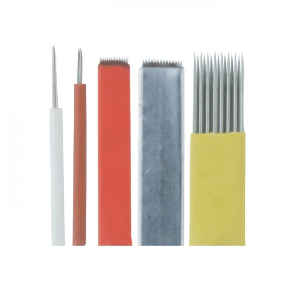 Micro Tapping Blade Set