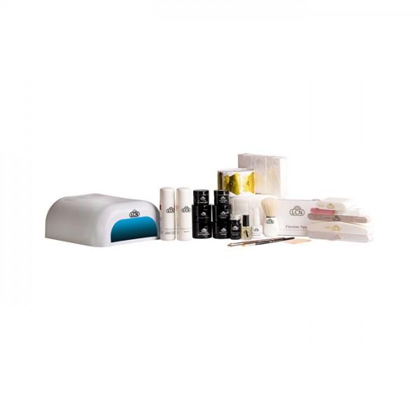LCN Starter Kit Professional Nails - Basic