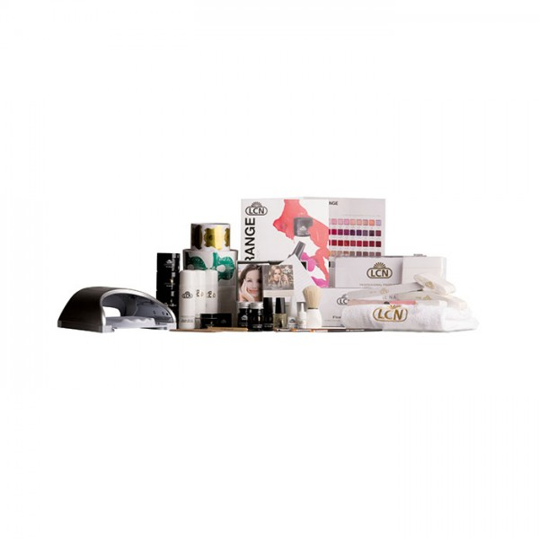 LCN Starter Kit Professional Nails - Exklusive