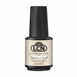 "Natural Nail Boost Gel ""Keratin"", 10 ml"