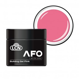 "AFO Building Gel ""pink"", 15 ml"