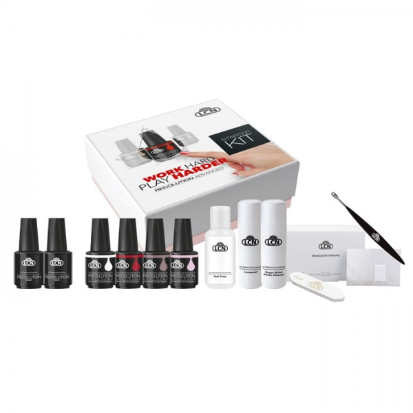 SET PER INIZIARE RECOLUTION ADVANCED