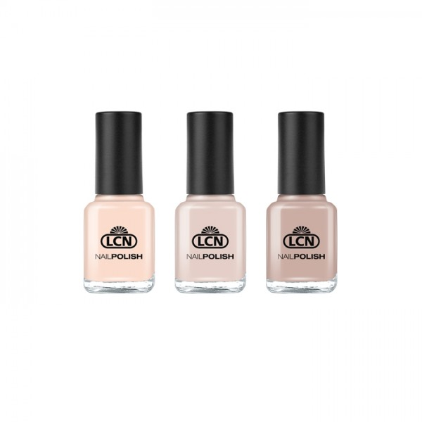 NAIL POLISH NUDE COLOURS