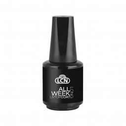 "UV Top Coat ""All Week Long"""