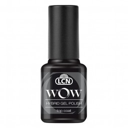 WOW Gel Lac Top Coat, 8 ml