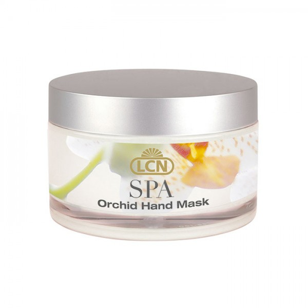 Orchid Hand Mask