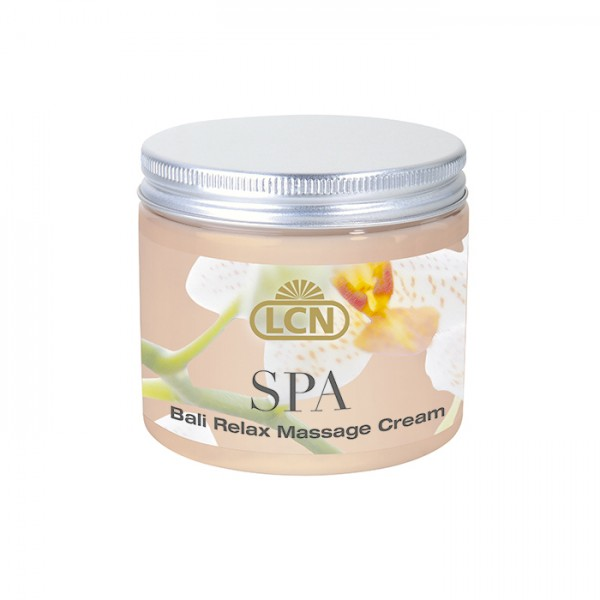 Bali Relax Massage Cream