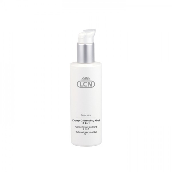 Deep Cleansing Gel 2 in 1