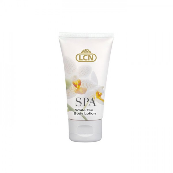 SPA White Tea Body Lotion, 200 ml in scatola pieghevole