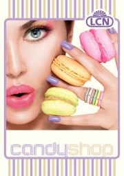 "Poster ""Candy Shop"""