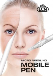 "Poster ""Micro Needling Mobile Pen"""