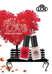 "Poster ""Let's fall in love Collection"""