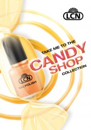 "Poster ""Take me to the Candy Shop Collection"""