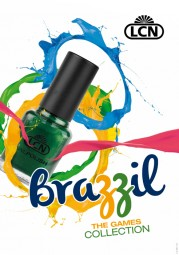 "Poster ""Viva Brazzil II Collection"""