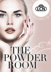 "Poster ""The Powder Room"""