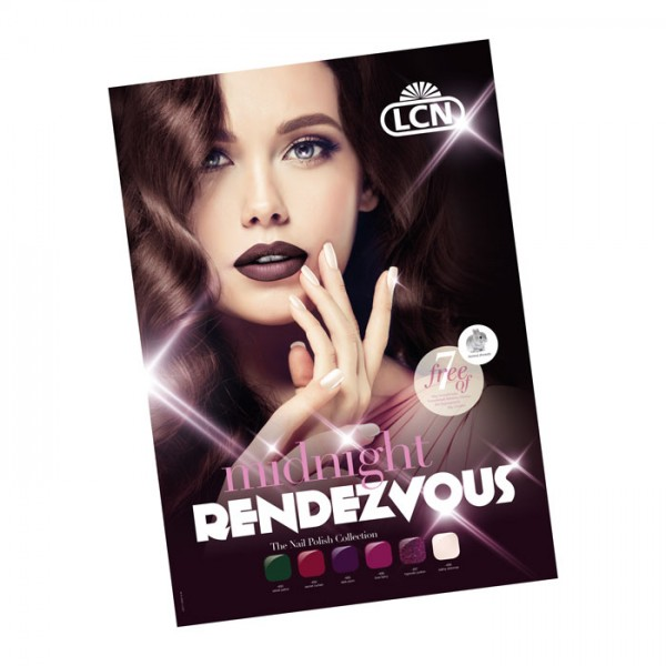 POSTER «MIDNIGHT RENDEZVOUS»