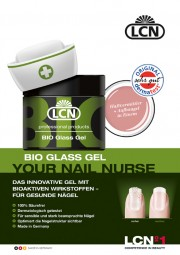 "Poster ""BIO Glass Gel"""