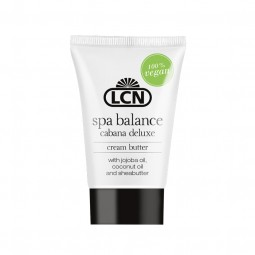 SPA Balance Cabana Deluxe Cream Butter