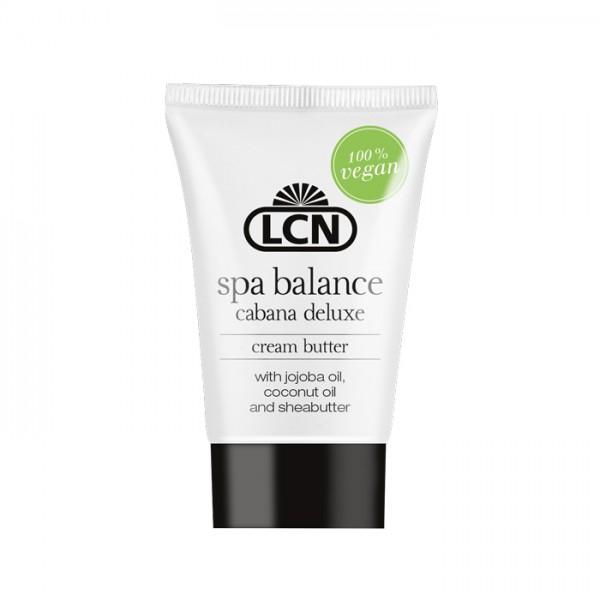SPA Balance Cabana Deluxe Cream Butter