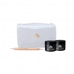 Kit French Pedicure