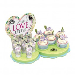 "Espositore Hand Cream ""Easter Love Letter Collection"", 50 ml"