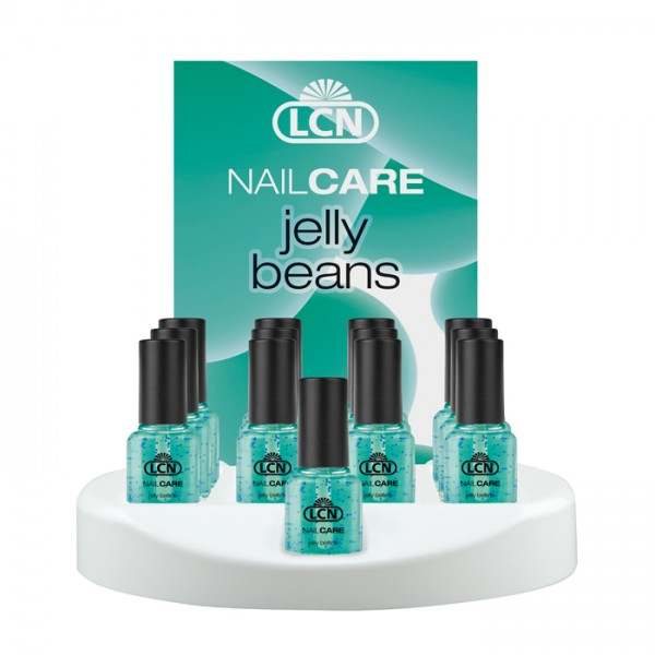 Espositore Nail Care Polish «Jelly Beans»
