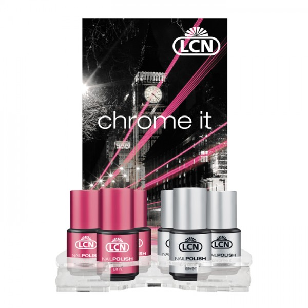 Espositore Chrome it Polish