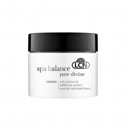 "spa balance ""pure divine"" Cream"