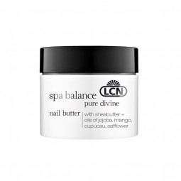 "spa balance ""pure divine"" Nail Butter"
