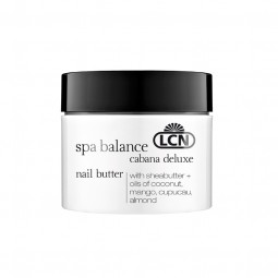 "spa balance ""cabana deluxe"" Nail Butter"