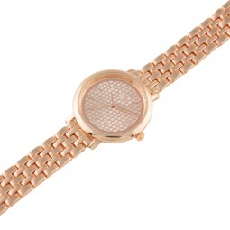 Orologio LCN «rose gold»