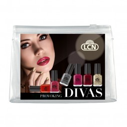 Nail polish set «provoking divas»