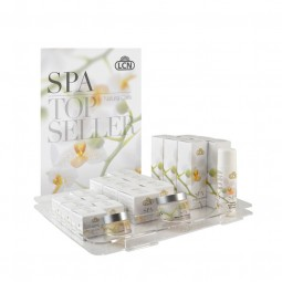 TOP SELLER ESPOSITORE SPA NATURAL CARE