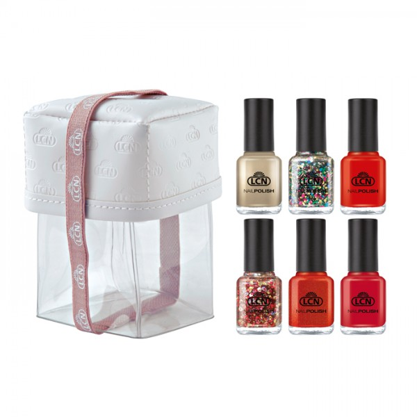 NAIL POLISH SET «NIGHT OUT IN BANGKOK»