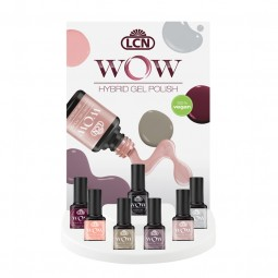 ESPOSITORE WOW HYBRID GEL POLISH