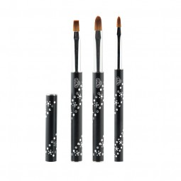 BLACK PREMIUM GEL BRUSHES
